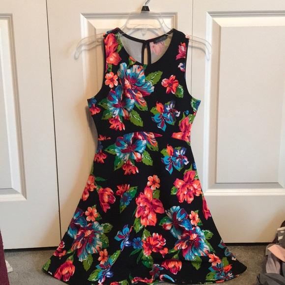 d7e03518fada0 Soprano Dresses   Floral Dress Worn Lightly   Poshmark